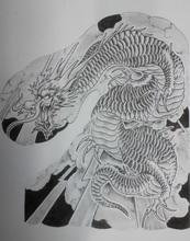 デザイン・下絵 | 千葉 タトゥー・刺青 ワンポイント~和彫り ...