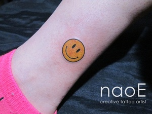 スマイリーフェイス Smiley face cara sonriente