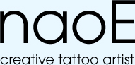 naoE creative tattoo artist